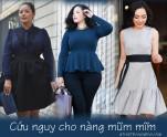 Người béo nên mặc gì để trở nên bắt mắt và tỏa sáng hơn