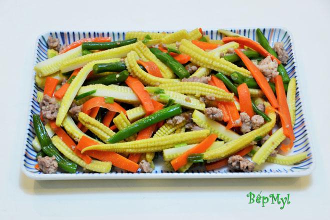 Thực đơn cơm trưa với sườn kho và canh cải ấm lòng ngày gió lạnh - 3