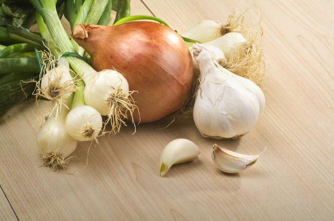 10 thực phẩm hằng ngày giúp cơ thể giải độc tự nhiên - 9