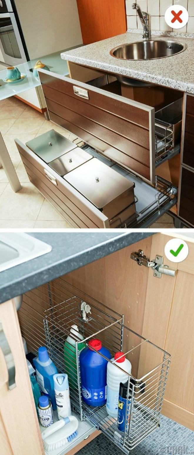 12 sai lầm nghiêm trọng trong thiết kế nhà bếp và các cách đơn giản để giải quyết nó ngay tức thì - Ảnh 10.
