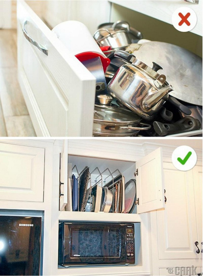 12 sai lầm nghiêm trọng trong thiết kế nhà bếp và các cách đơn giản để giải quyết nó ngay tức thì - Ảnh 11.