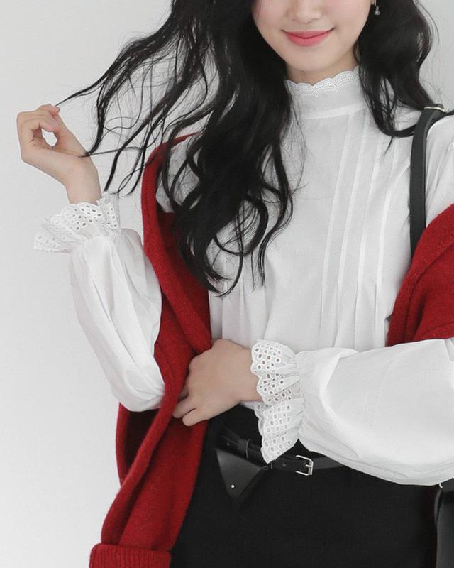 3 cách điệu của áo sơmi và áo blouse đang rất được lòng các nàng điệu đà vào thời điểm này