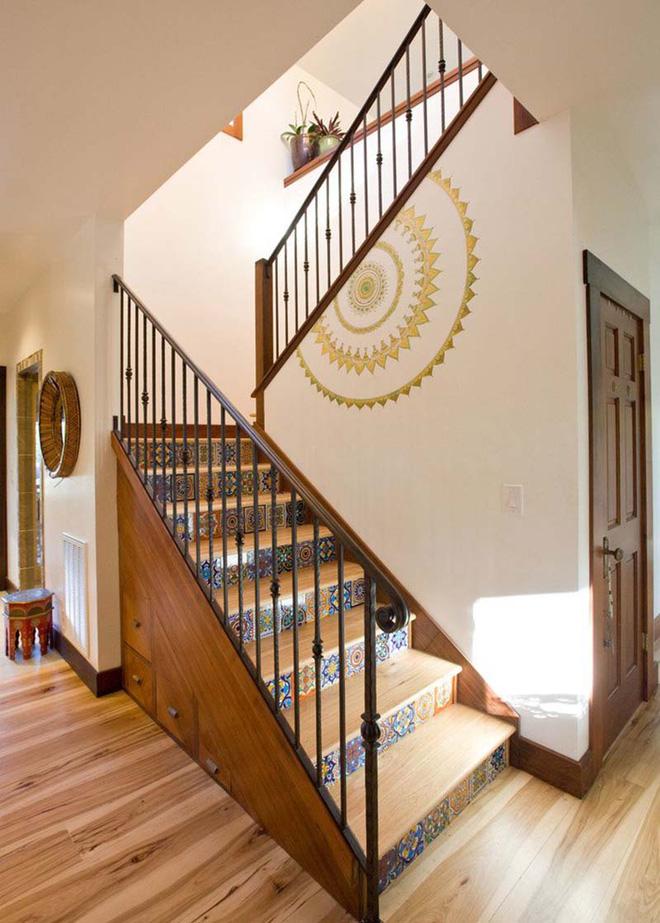 Đây là tất cả những mẫu cầu thang để bạn lựa chọn cho gia đình mình - Ảnh 10.