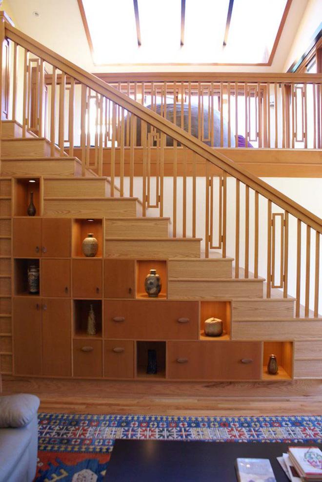 Đây là tất cả những mẫu cầu thang để bạn lựa chọn cho gia đình mình - Ảnh 13.