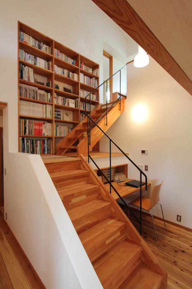 Đây là tất cả những mẫu cầu thang để bạn lựa chọn cho gia đình mình - Ảnh 2.