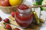 Cách làm mứt dâu tây chua ngọt ngon, đơn giản cho chị em