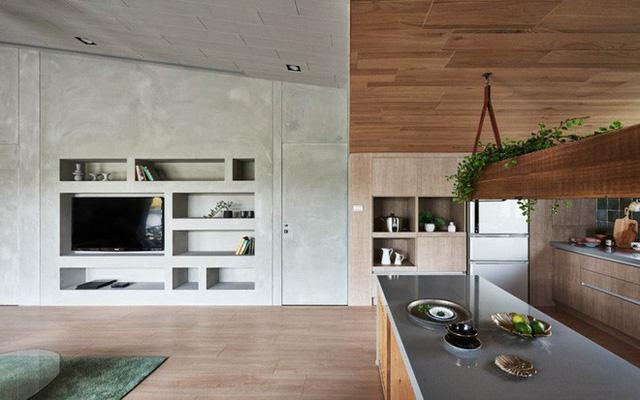 Những bữa ăn ngon được bắt nguồn từ căn bếp xinh xắn.