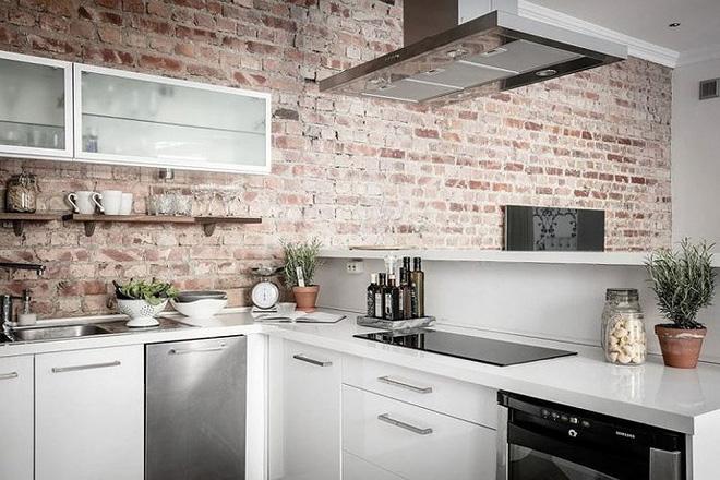 7 cách bố trí thông minh cho không gian nhà bếp thông thoáng - Ảnh 7.