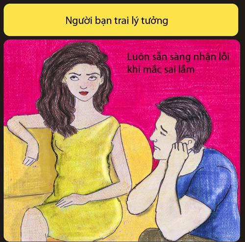 Bạn trai lý tưởng không liếc mắt nhìn cô gái khác - 8