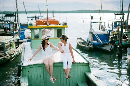 Tình yêu của cặp đôi đồng tính nữ cách nhau nửa vòng trái đất - 4