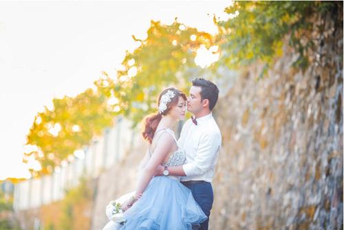 Cặp đôi yêu không tỏ tình, cưới chẳng cầu hôn - 4