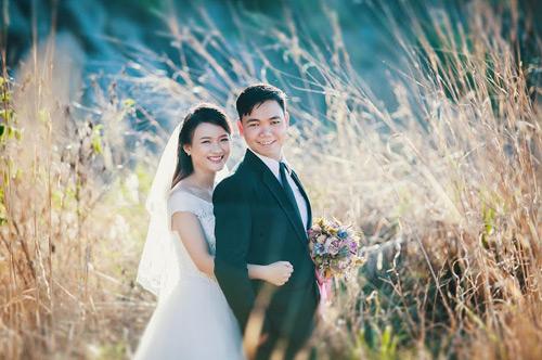 Ảnh cưới đẹp mê hồn của cặp đôi yêu 4 năm 9 tháng - 1
