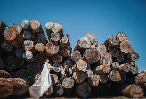 Ảnh cưới đẹp mê hồn của cặp đôi yêu 4 năm 9 tháng - 10