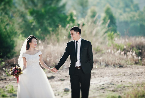 Ảnh cưới đẹp mê hồn của cặp đôi yêu 4 năm 9 tháng - 11