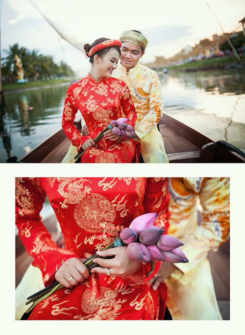 Ảnh cưới đẹp mê hồn của cặp đôi yêu 4 năm 9 tháng - 14