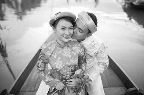Ảnh cưới đẹp mê hồn của cặp đôi yêu 4 năm 9 tháng - 15