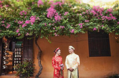 Ảnh cưới đẹp mê hồn của cặp đôi yêu 4 năm 9 tháng - 6