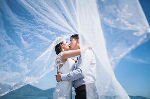 Ảnh cưới đẹp mê hồn của cặp đôi yêu 4 năm 9 tháng - 7