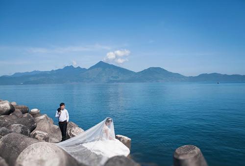 Ảnh cưới đẹp mê hồn của cặp đôi yêu 4 năm 9 tháng - 8