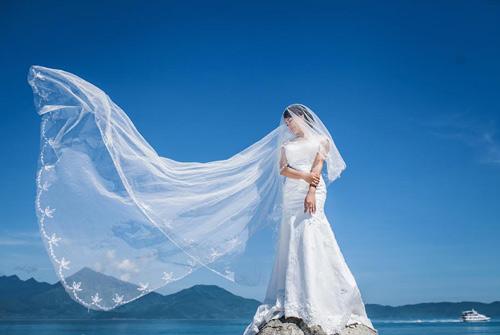 Ảnh cưới đẹp mê hồn của cặp đôi yêu 4 năm 9 tháng - 9