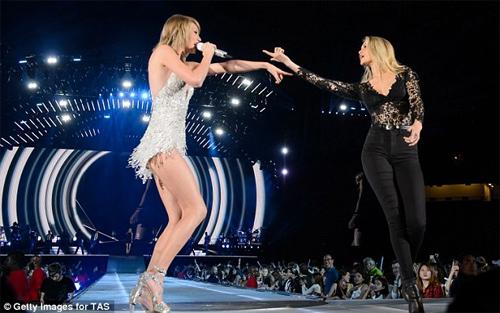 """Hội bạn gái """"xinh vô địch"""" của Taylor Swift - 6"""