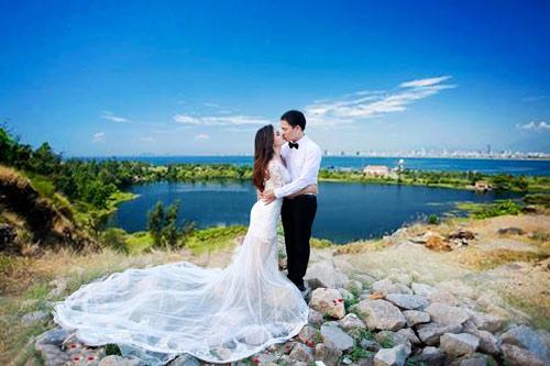 Ảnh cưới đáng yêu của cặp đôi hơn nhau 10 tuổi - 12