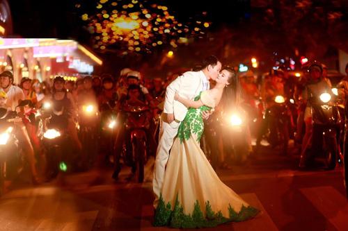 Ảnh cưới đáng yêu của cặp đôi hơn nhau 10 tuổi - 14