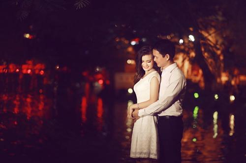 Ảnh cưới đáng yêu của cặp đôi hơn nhau 10 tuổi - 3