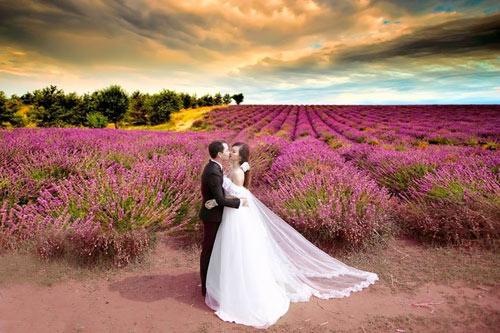 Ảnh cưới đáng yêu của cặp đôi hơn nhau 10 tuổi - 5