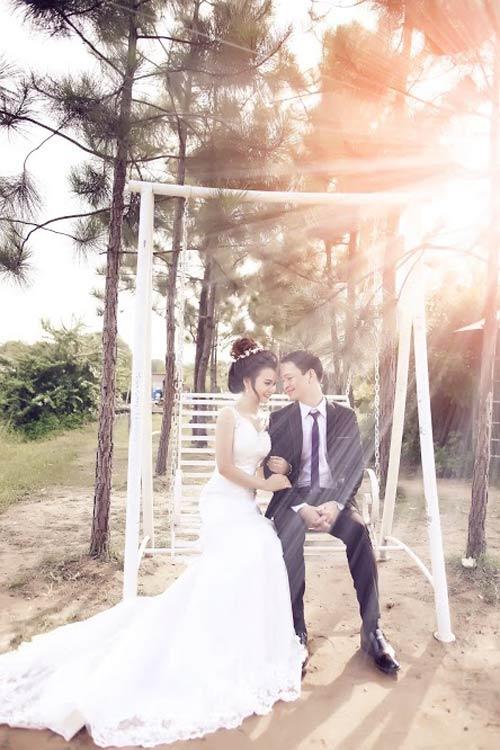 Ảnh cưới đáng yêu của cặp đôi hơn nhau 10 tuổi - 9