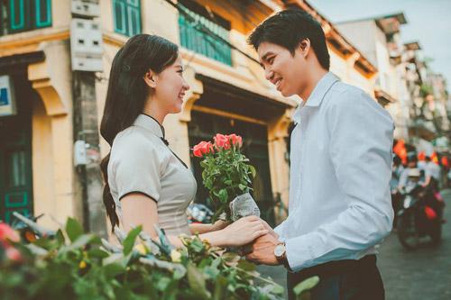 Ảnh cưới hoài cổ của cặp đôi nàng Nam – chàng Bắc - 14