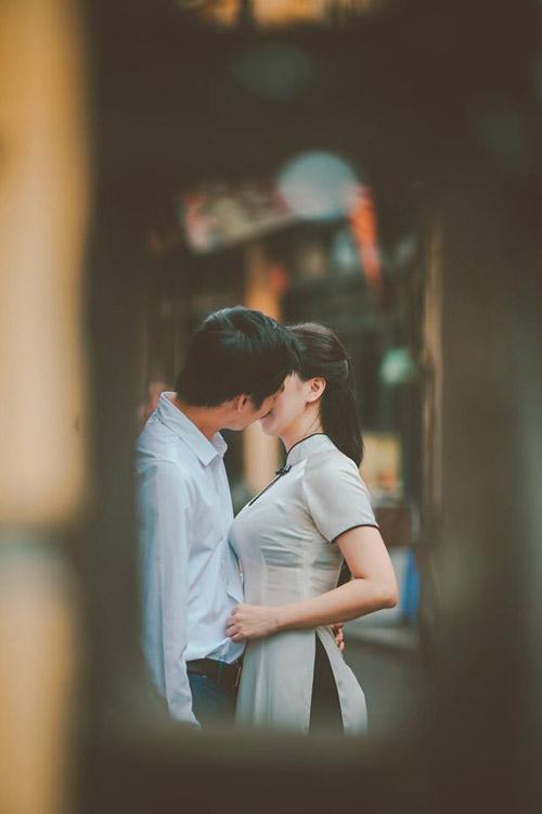 Ảnh cưới hoài cổ của cặp đôi nàng Nam – chàng Bắc - 15