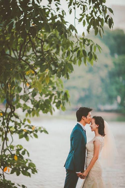 Ảnh cưới hoài cổ của cặp đôi nàng Nam – chàng Bắc - 2