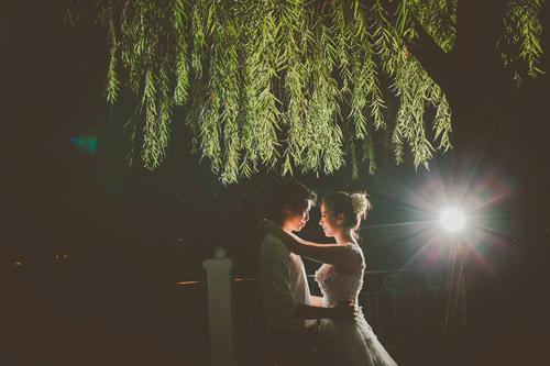 Ảnh cưới hoài cổ của cặp đôi nàng Nam – chàng Bắc - 8