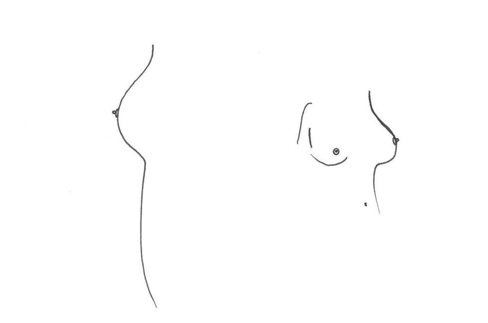 Đi tìm áo lót chuẩn mực cho ngực sệ, ngực lép - 1