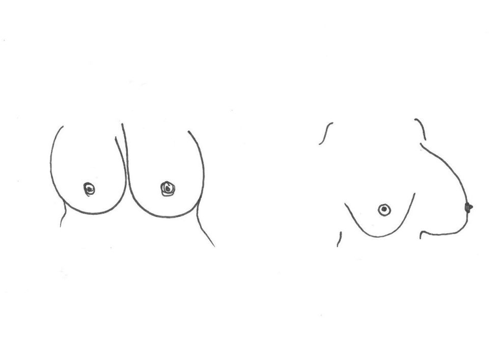 Đi tìm áo lót chuẩn mực cho ngực sệ, ngực lép - 17