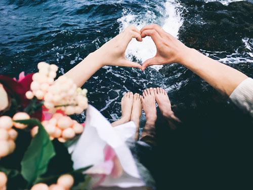 Bộ ảnh cưới siêu đẹp chụp tại Nhật bằng iphone 6S - 10