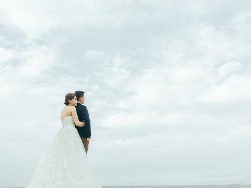 Bộ ảnh cưới siêu đẹp chụp tại Nhật bằng iphone 6S - 11