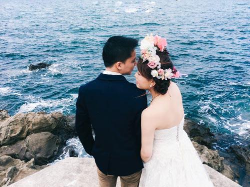 Bộ ảnh cưới siêu đẹp chụp tại Nhật bằng iphone 6S - 2