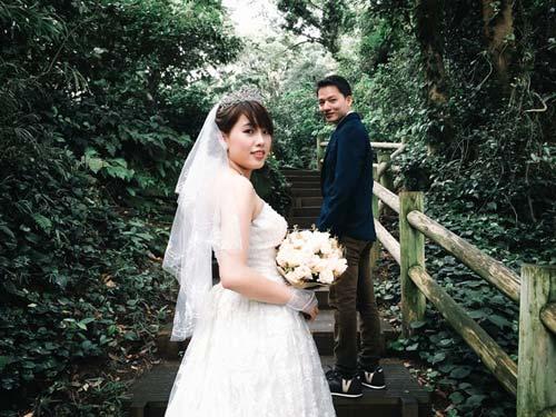 Bộ ảnh cưới siêu đẹp chụp tại Nhật bằng iphone 6S - 4