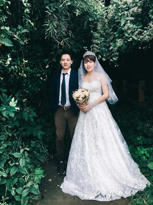 Bộ ảnh cưới siêu đẹp chụp tại Nhật bằng iphone 6S - 5