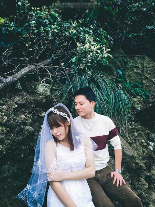 Bộ ảnh cưới siêu đẹp chụp tại Nhật bằng iphone 6S - 6