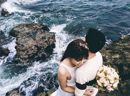 Bộ ảnh cưới siêu đẹp chụp tại Nhật bằng iphone 6S - 7