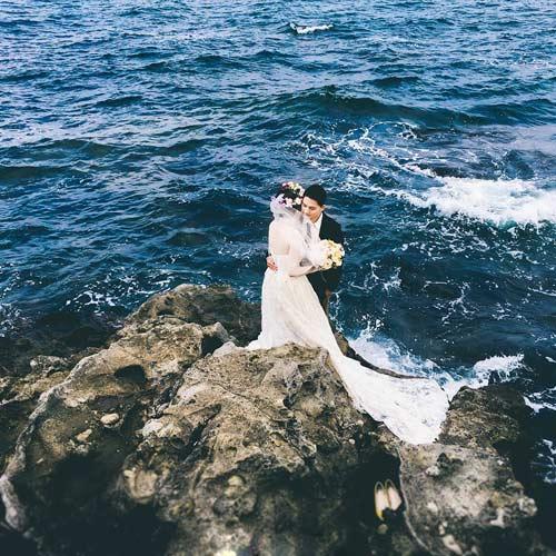 Bộ ảnh cưới siêu đẹp chụp tại Nhật bằng iphone 6S - 9