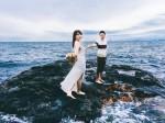 Bộ ảnh cưới siêu đẹp chụp tại Nhật bằng iphone 6S
