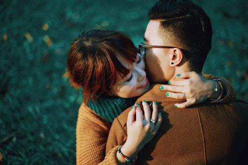 """Bộ ảnh cưới """"nắng vàng trên cỏ xanh"""" cặp đôi Hà Thành - 12"""
