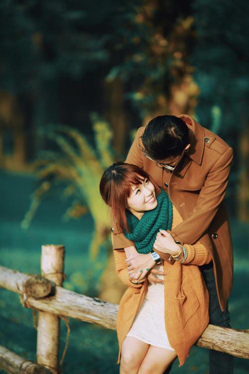 """Bộ ảnh cưới """"nắng vàng trên cỏ xanh"""" cặp đôi Hà Thành - 5"""