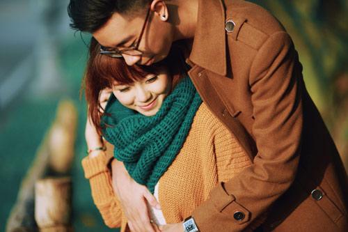 """Bộ ảnh cưới """"nắng vàng trên cỏ xanh"""" cặp đôi Hà Thành - 6"""