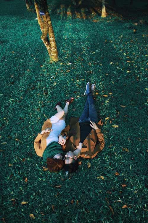 """Bộ ảnh cưới """"nắng vàng trên cỏ xanh"""" cặp đôi Hà Thành - 7"""