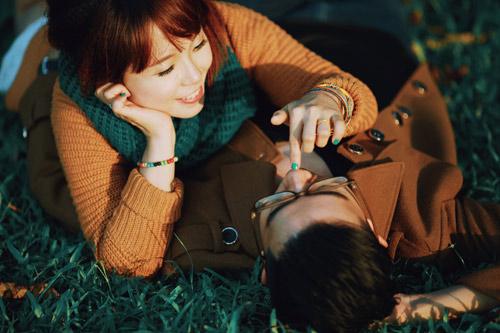 """Bộ ảnh cưới """"nắng vàng trên cỏ xanh"""" cặp đôi Hà Thành - 9"""